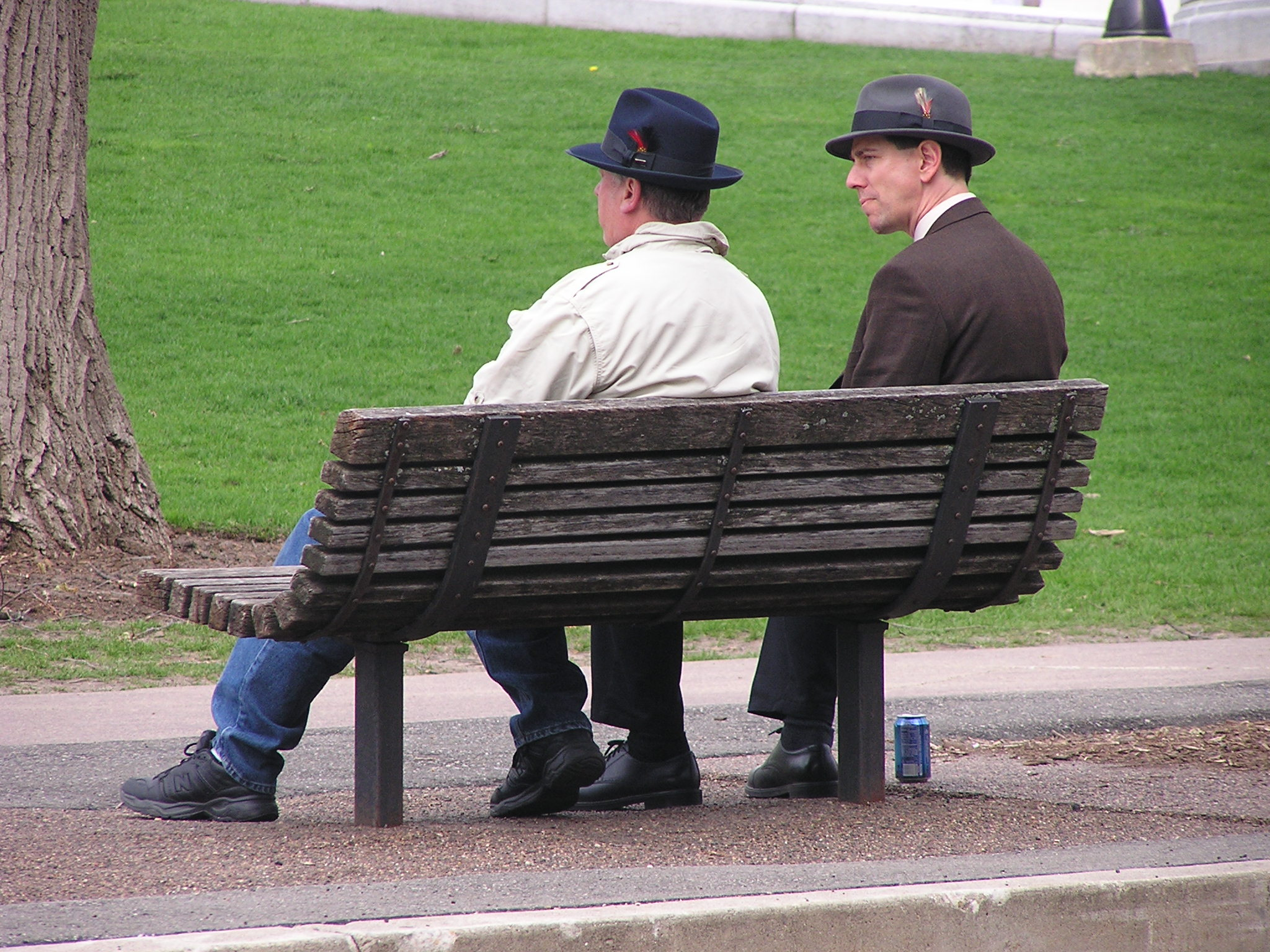 People Sitting On A Bench Images Galleries With A Bite