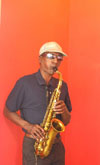 Thumbnail image for Making music on State Street: The stellar Floyd W. Cheatham III and his soulful saxophone